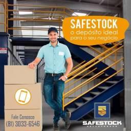 Guarde aqui seu Estoque, Mudanças e Produtos! com toda segurança