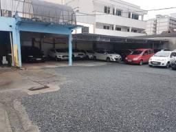 Estacionamento e lavação