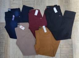 Calças jeans premium atacado e varejo