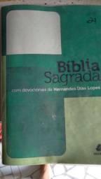 Biblia sagrada com devocionais de Hernandes dias lopes