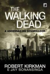 Coleção Completa The Walking Dead A Ascensão Do Governador