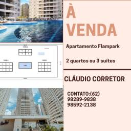 Apartamento no flampark residencial club