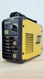 Máquina Solda Inversor Handyarc 160I 220V Esab