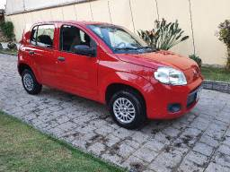 Fiat Uno Vivace Celebration 1.0 EVO, 4 portas, placa A, 80 mil km