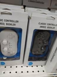 Controles para jogos clássicos para Nintendo WII
