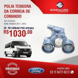 POLIA TENSORA DA CORREIA DE COMANDO ORIGINAL FORD