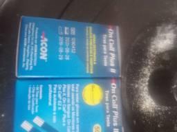 Fitas medir glicose (glicemia) on call Plus cx com 50 cada 1 35 reais