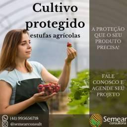 Estufas para cultivo agrícola