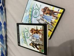 O mágico de Oz DVD duplo