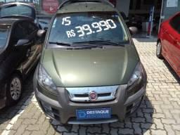 Fiat Ideia Adventure 1.8 Mt 2015