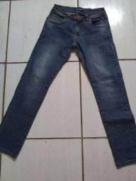 Calça juvenil masculino