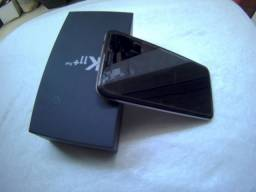 Smartphone Lg K11+ Dual Sim 32Gb 13Mp Azul- Lm-X410Fcw<br>Filma em FULL HD