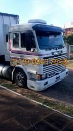 Scania 113 Top Line  6x2 original