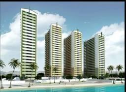JD - Apartamento pronto na beira mar do Janga