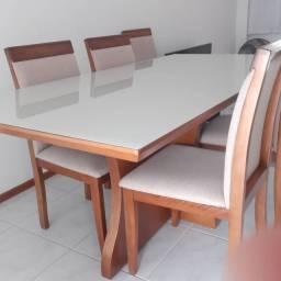 Mesa e Cadeiras, fabricação própria
