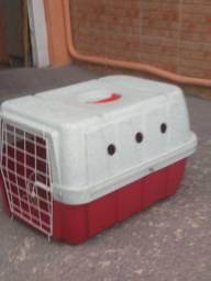 Casa de transporte de cachorro