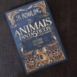 Animais Fantastiscos - Roteiros Originais (dois livros)