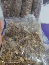 Granola artesanal R$19,50 1kg ( fardo com 8Kg ) Atacado