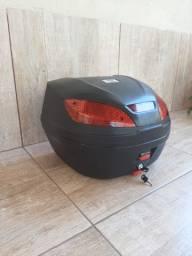 Baú moto ProTork 30 litros com suporte