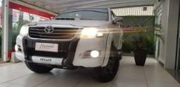 Toyota hillux sr 3.0 4x4 diesel manual ano2015
