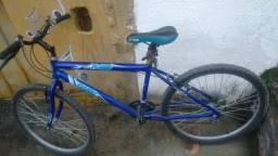 Troco bike por Bumbo com os suportes de bateria e pedal
