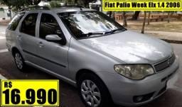 Fiat Palio Week Elx 1.4 2006