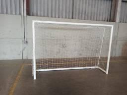Goleiras Futsal ou Sete com rede