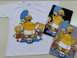 Camisas Estampadas Atacado Barato