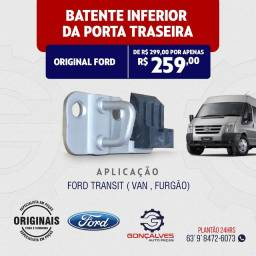 BATENTE INFERIOR DA PORTA TRASEIRA ORIGINAL FORD TRANSIT