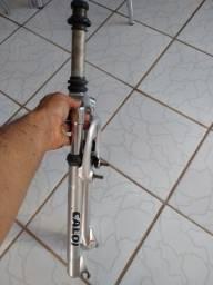Garfo Caloi bicicleta amortecedor
