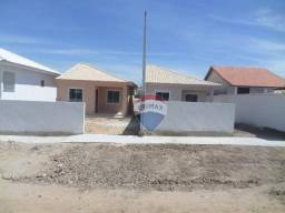 Casa com 2 dormitórios à venda, 66 m² por R$ 170.000,00 - Parque dos Desejos - Iguaba Gran