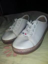 Sapato Molekinha. Numeração: 29/30