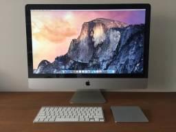 iMac, Teclado + 2 Mouses Bluetooth + Acessórios, Em Ótimo Estado!
