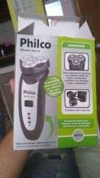 Barbeador philco
