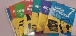 Livros Escola Adventista 7°ano