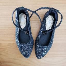 Sapato festa Bibi tamanho 28