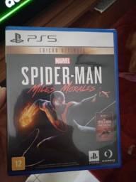 Título do anúncio: Spider Man miles Morales ps5