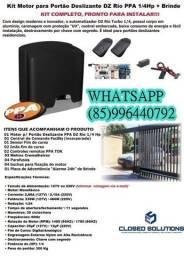 Motor pra portão PPA Dz Rio a partir de 580,00$ instalado
