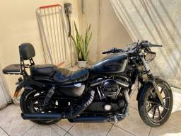 Harley Davidson Iron883 2016, 16.000 km rodados