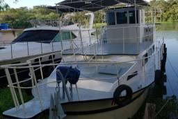Barco de passeio