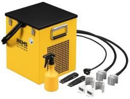 Máquina de Congelamento Usado em Tubos para Reparos de Tulações