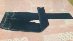 Calça jeans skinny,tamanho 14 $50