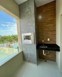 Apartamentos com varanda gourmet e fino acabamento Parque Albano - Caucaia