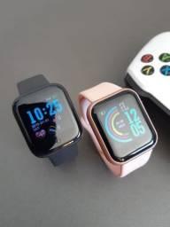 Smartwatch Y68/D20 - Relógio Inteligente