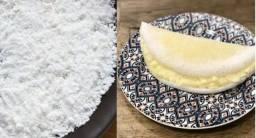 Aprenda a fazer tapioca molinha????