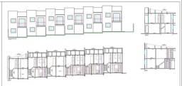 Sobrado para Venda em Ponta Grossa, Contorno, 3 dormitórios, 2 banheiros, 2 vagas