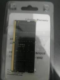 Memória Ram Ddr4 8gbs notebook