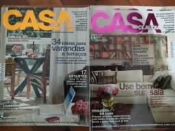 Título do anúncio: Revistas: Casa Cláudia, Arquitetura e Construção, Seleções etc