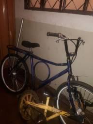 Bicletas barra forte