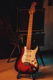 Guitarra Fender Mex Player Series Sunburst